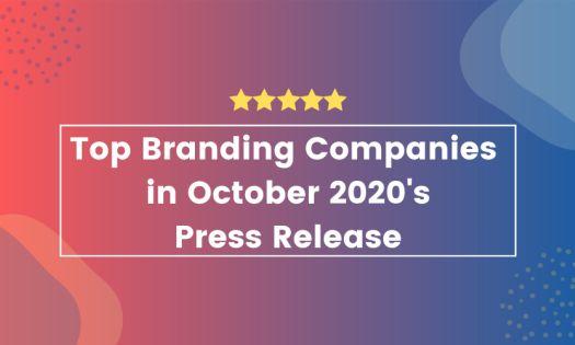Top Branding Companies in October 2020