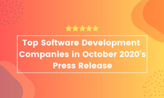The Top Software Development Companies in October