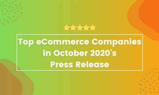 The Top eCommerce Companies in October