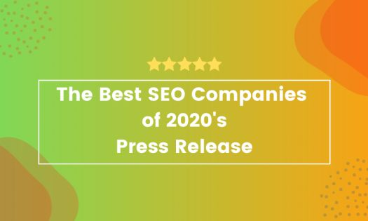 The Best SEO Companies of 2020, According to New Report