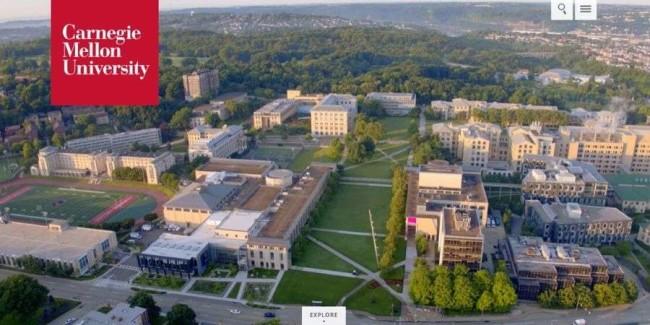 App development schools: Carnegie Mellon
