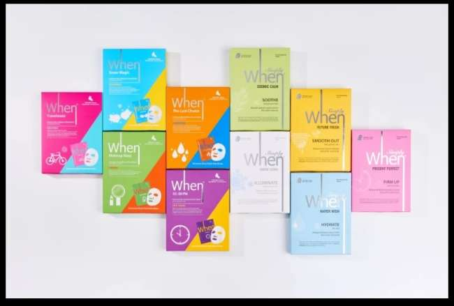 product packaging: When