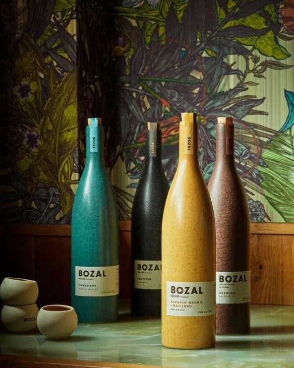 Food packaging design: Bozal Mezcal