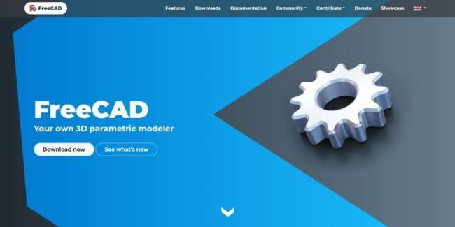 3d printer modeling software: FreeCAD
