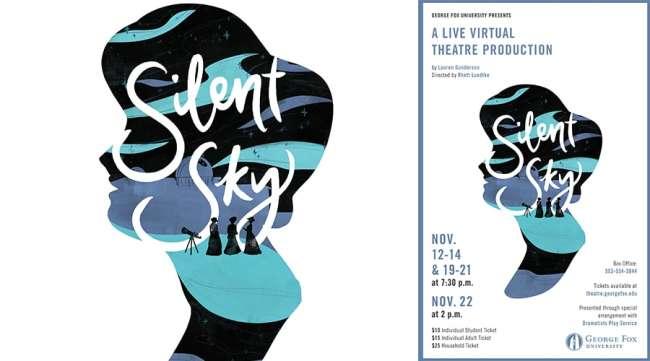 Silent Sky by Cristina Brandão