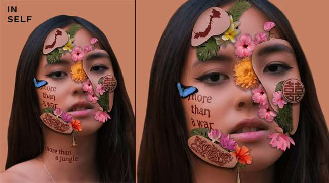 best graphic design: In Self by Thao Nguyen