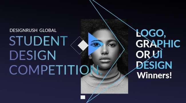 DesignRush global student design competition