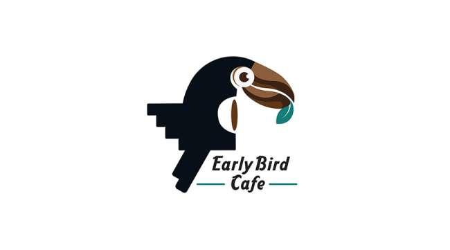 best logo design: Early Bird Cafe Logo Design by Alexis Flores