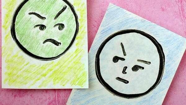 Online review management: negative faces