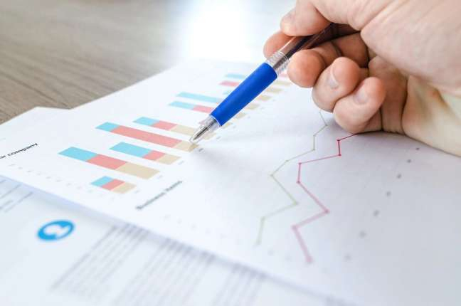 looking at analytics