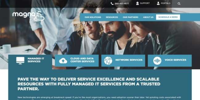managed IT service providers: Magna5
