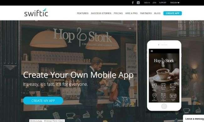 Swiftic website