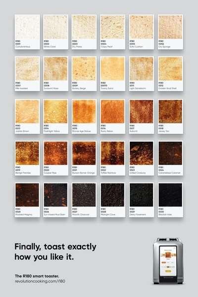 best marketing campaigns: MMB's creative print ad campaign