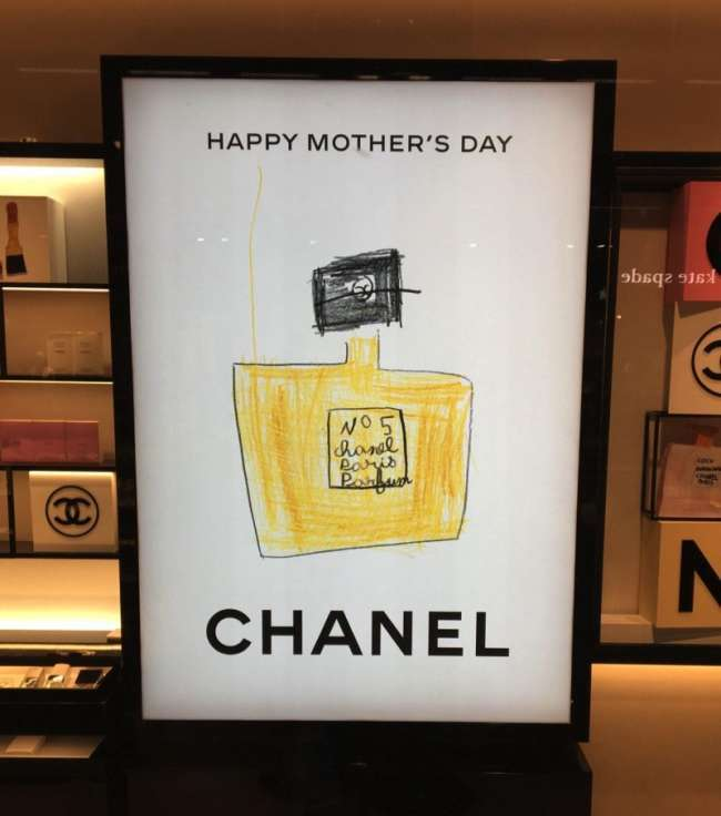 Best marketing campaigns: Chanel