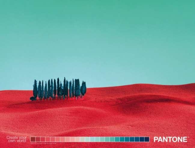Best marketing campaigns: Pantone by TBWA/Paris
