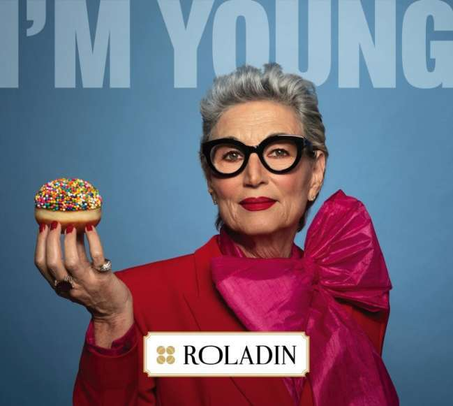 Best marketing campaigns: Roladin, I am young campaign
