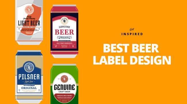 best beer label design