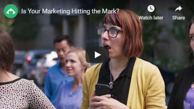 YouTube pre-roll ad examples: SurveyMonkey