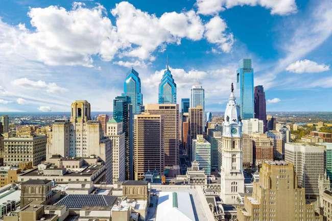 Philadelphia's skyline