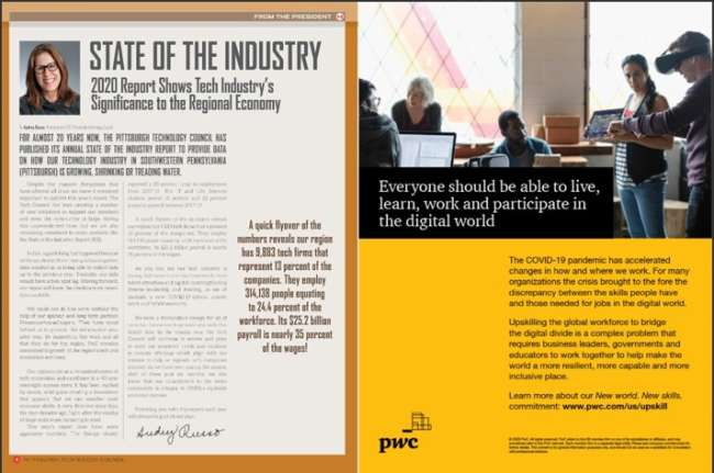 Pittsburgh seo companies: TEQ state of the industry report Pittsburgh powered by PWC