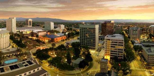 downtown of San Jose