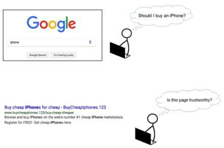 eCommerce SEO agencies: evaluating a Google result