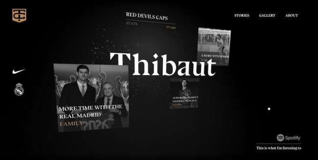 Thibaut Courtois Best Sports Website
