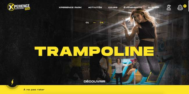 Xperience Park Best Sports Website