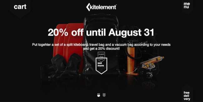 Kitelement Best Sports Website