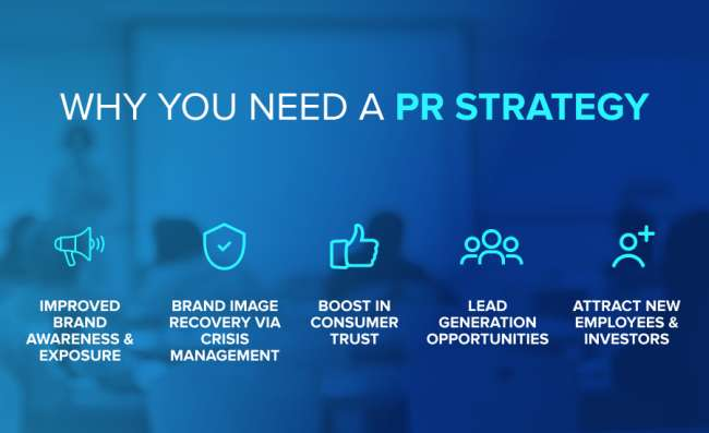 Why you need a public relations strategy