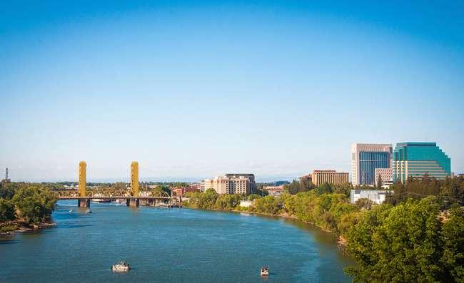 view of Sacramento