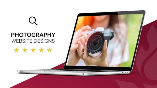 Photography Portfolio Websites