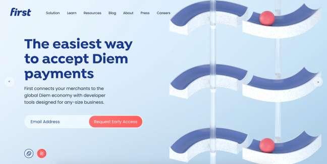 First best technology websites design