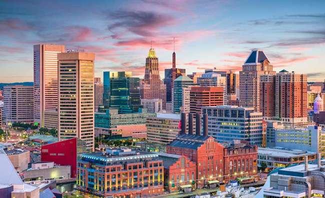downton Baltimore