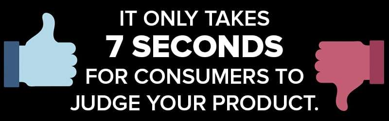 Package Design Consumers Judge In 7 Seconds