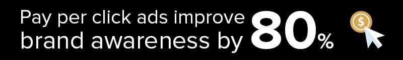 PPC Improves Brand Awareness 80%