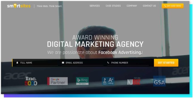 SmartSites_Digital Marketing Agency_DesignRush