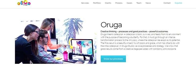 Oruga-Studio
