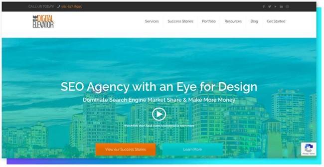 Digital Elevator_DesignRush Digital Agency Directory