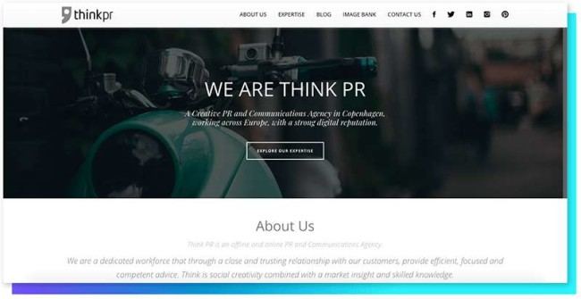Think PR_DesignRush Digital Agency Directory