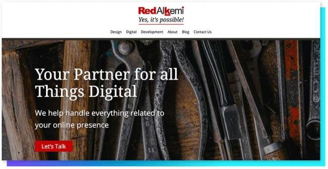 RedAlkemi_DesignRush Digital Agency Directory