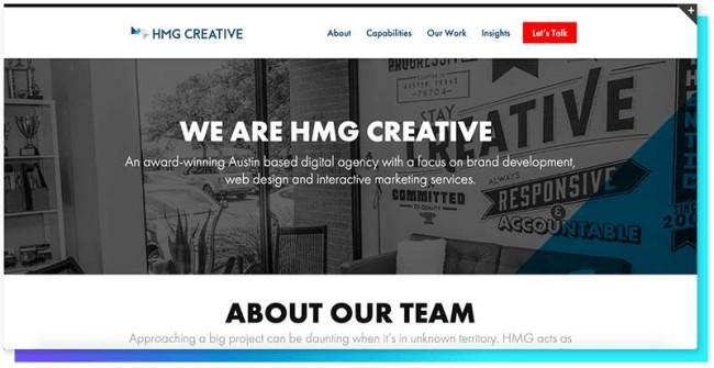 HMG Creative_DesignRush Digital Agency Directory