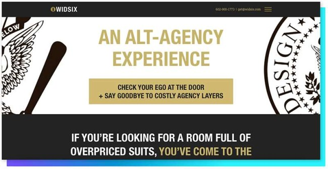 Widsix_DesignRush Digital Agency Directory