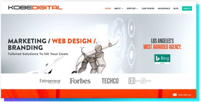 Kobe Digital_DesignRush Digital Agency Directory