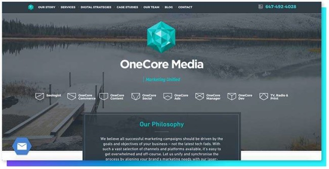 onecore media_Digital Marketing Agency_DesignRush