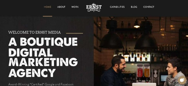 Ernst Media_Design Rush Digital Agency Directory