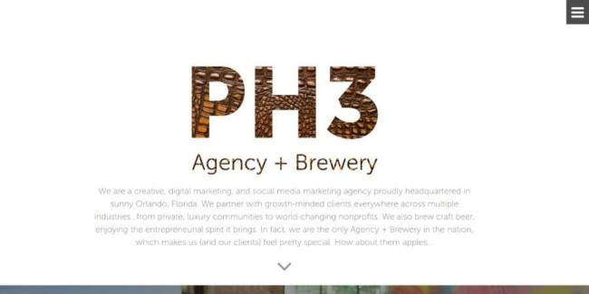 PH3 is a creative digital marketing agency