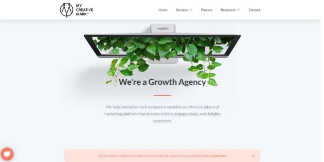 Top digital marketing agencies: My Creative Mark