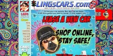 bad websites: LingsCARS