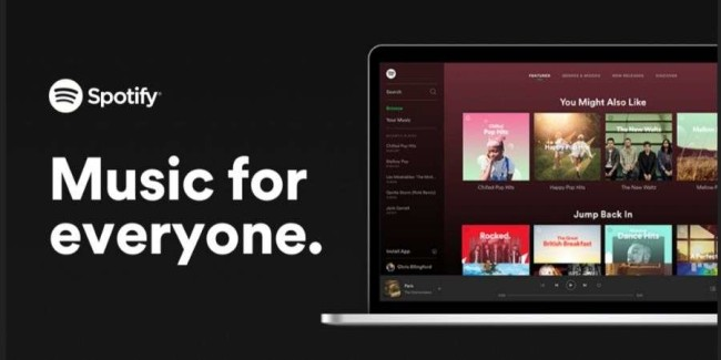 Music streaming websites: Spotify